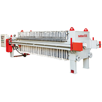 hydraulic PP Filter Press